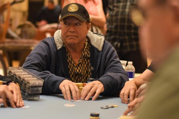 Article image for: JOSEPH ALBAN LEADS DAY 2 OF THUNDER VALLEY MAIN EVENT