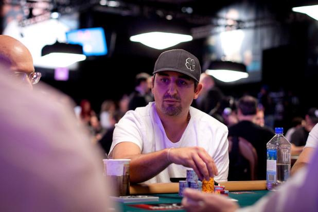 Article image for: DAY THREE OF THE POKER PLAYER'S CHAMPIONSHIP IN THE BOOKS - JOSH ARIEH LEADS THE WAY