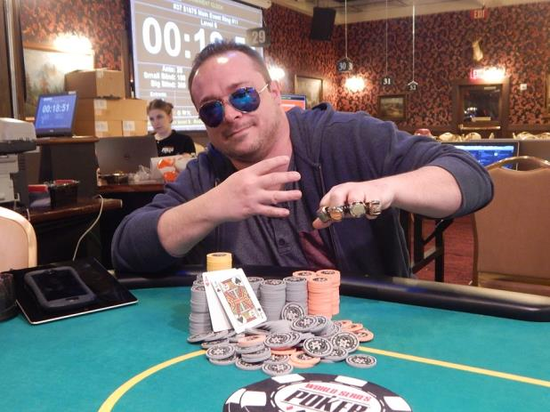 Article image for: COUNCIL BLUFFS CASINO CHAMP: JOSH TURNER
