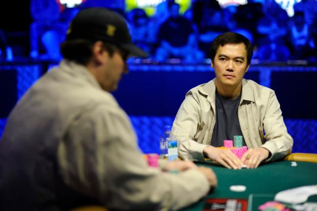 Article image for: OH SO CLOSE.  JUANDA TOPS HELLMUTH IN EPIC WSOP FINAL TABLE