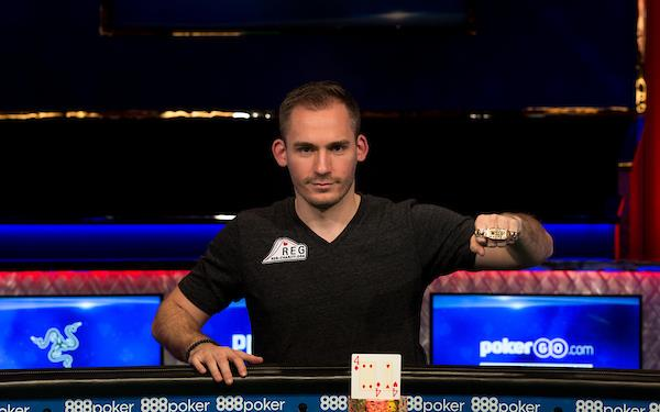 JUSTIN BONOMO WINS $10,000 HEADS-UP CHAMPIONSHIP