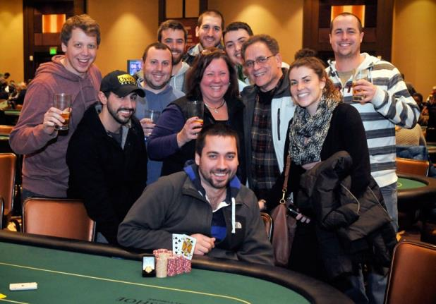 Article image for: CASINO CHAMPIONSHIP PROFILE: JUSTIN LIBERTO