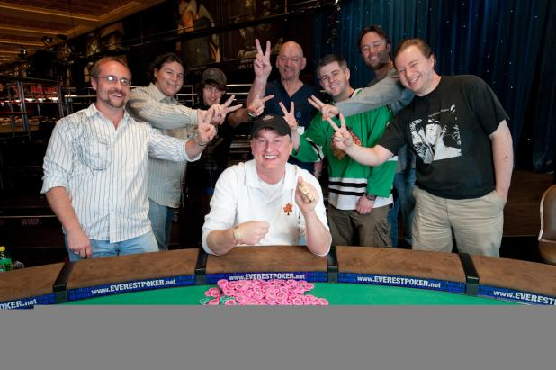 ON A ROLL - KASSELA WINS 2nd WSOP BRACELET