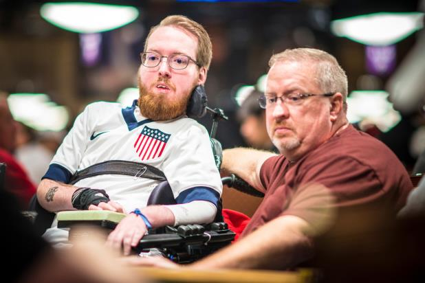 Article image for: ONE MAN'S SPECIAL JOURNEY IN THE 2017 WSOP MAIN EVENT