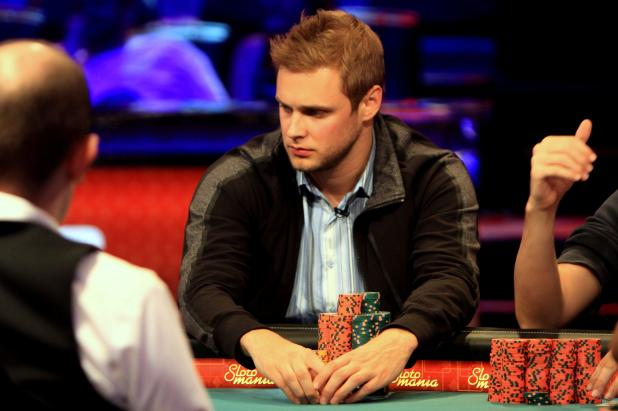 WSOP MAIN EVENT CHAMPIONSHIP: END OF DAY FIVE REPORT