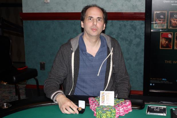 ALLEN KESSLER WINS FOXWOODS MAIN EVENT