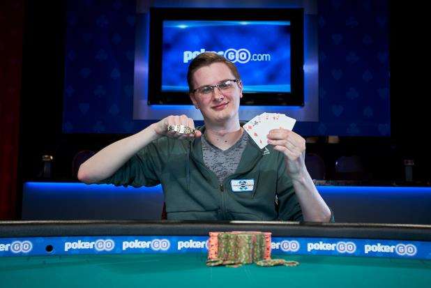 KEVIN GERHART WINS HIS 2nd WSOP BRACELET IN PLO 6-HANDED AND EARNS $97,572
