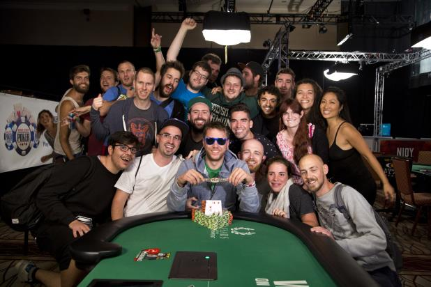 KEVIN MACPHEE WINS GOLD IN THE $5,000 NLHE TURBO