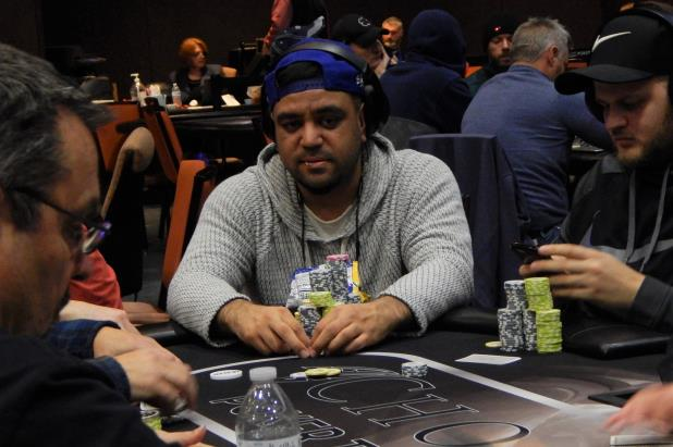 Article image for: KEVIN RAND LEADS CHOCTAW MAIN EVENT HEADING INTO FINAL DAY
