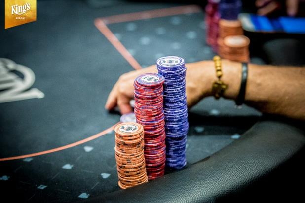 LIVE UPDATES FROM THE €1,100 MONSTER STACK