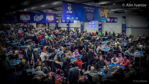 Article image for: 2018 WSOP EUROPE SCHEDULE CONFIRMED FOR OCTOBER 9 TO NOVEMBER 2
