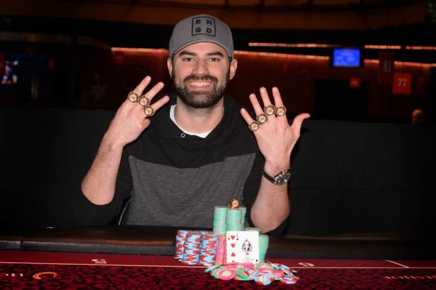 Article image for: KYLE CARTWRIGHT WINS MAIN EVENT AT TUNICA