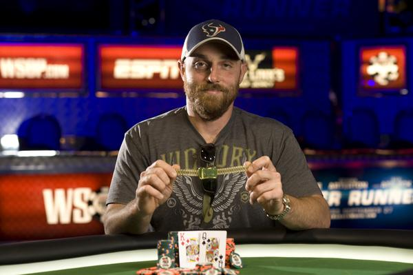 Article image for: LEV ROFMAN WINS FIRST GOLD BRACELET AND $166,136