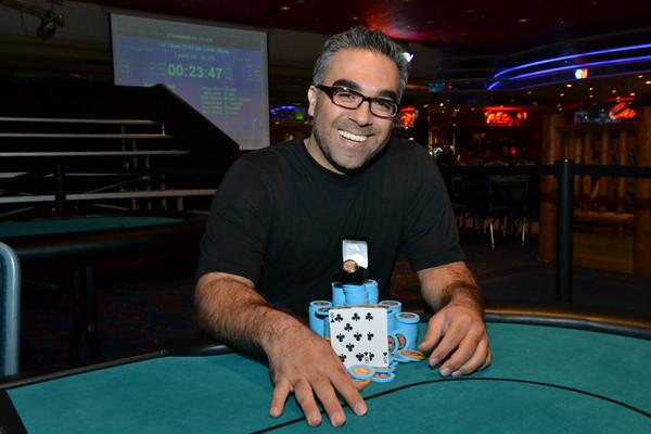 MIKE HESHMATI WINS FINAL WSOP CIRCUIT GOLD RING OF THE SEASON AT HARVEYS LAKE TAHOE