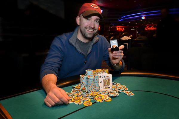 Article image for: JOEL CASPER WINS SECOND WSOP CIRCUIT GOLD RING AT HARVEYS LAKE TAHOE