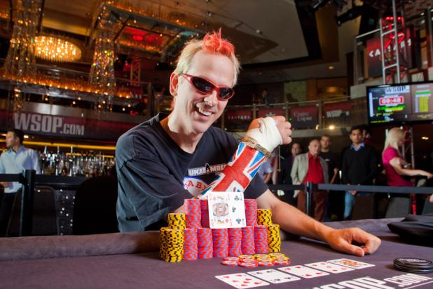 LAAK-DOWN!  PHIL THE UNABOMBER CAPTURES WSOP GOLD BRACELET IN WSOP EUROPE OPENER.