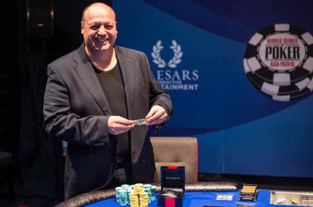 SIX-CESS: LISANDRO TAKES DOWN PLO EVENT TO CAPTURE 6TH WSOP GOLD BRACELET