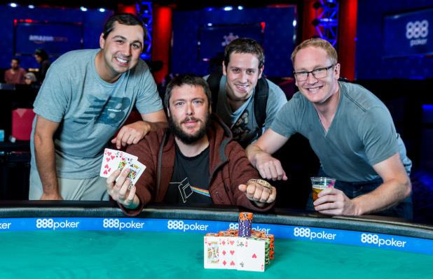 Article image for: LOREN KLEIN WINS SECOND BRACELET IN $1,500 POT-LIMIT OMAHA