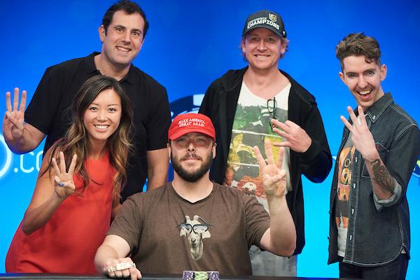 Article image for: LOREN KLEIN WINS $10,000 POT-LIMIT OMAHA CHAMPIONSHIP