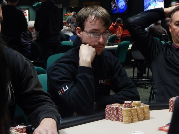 Article image for: JOSH LOWING LEADS STACKED MAIN EVENT FINAL TABLE
