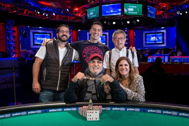 Article image for: LUIS ZEDAN WINS FIRST-EVER BRACELET FOR EL SALVADOR IN $1,000 POT-LIMIT OMAHA