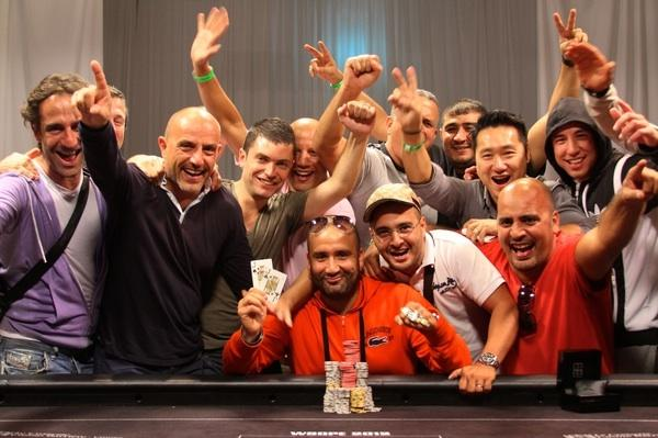 Article image for: IMED MAHMOUD BECOMES FIRST TUNISIAN-BORN WSOP CHAMPION