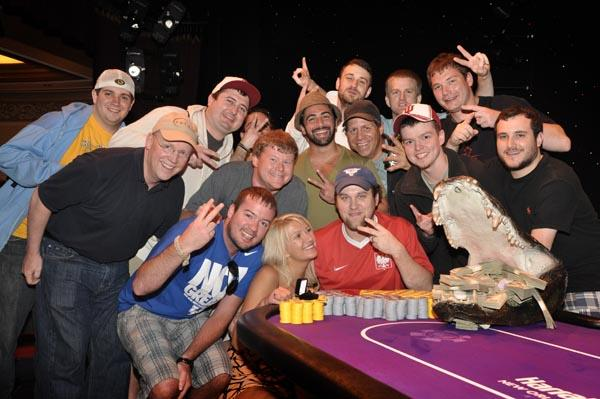 Article image for: JUSTIN TRUESDELL WINS HARRAH'S NEW ORLEANS MAIN EVENT CHAMPIONSHIP