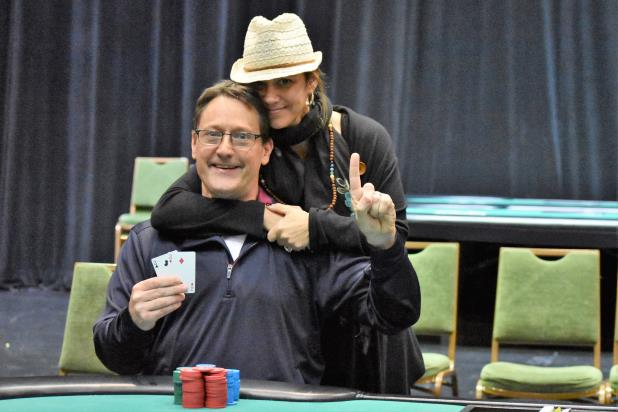 ADAM ROSS WINS CHEROKEE MAIN EVENT