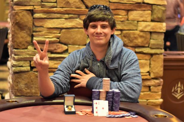 Article image for: NICK PUPILLO WINS INAUGURAL WSOP CIRCUIT MAIN EVENT AT THUNDER VALLEY