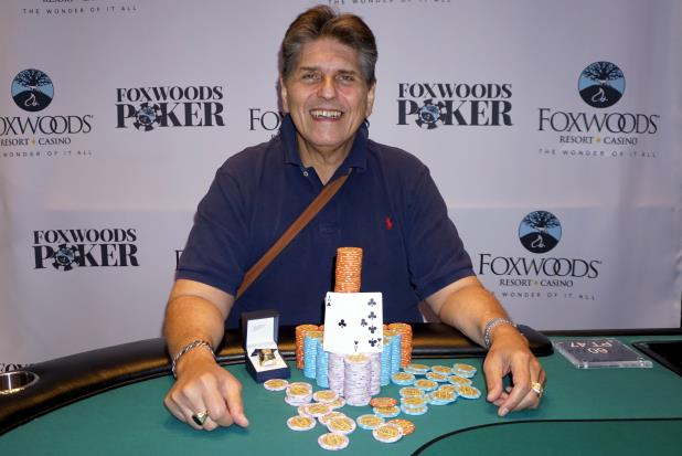 Article image for: GORDON WILCOX WINS FOXWOODS MAIN EVENT