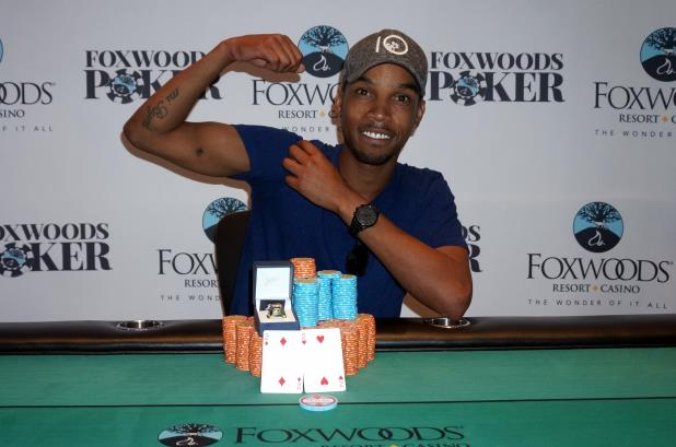 JEREMY MEACHAM WINS MAIN EVENT AT FOXWOODS