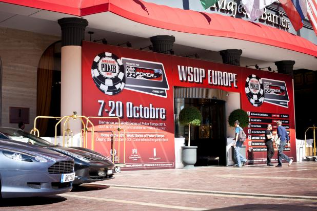 LOOKING BACK ON THE 2011 WSOP EUROPE: A PHOTO REVIEW