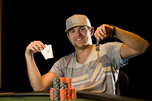 Article image for: MARCO JOHNSON GETS FIRST BRACELET IN $2,500 SIX-HANDED LIMIT HOLD'EM
