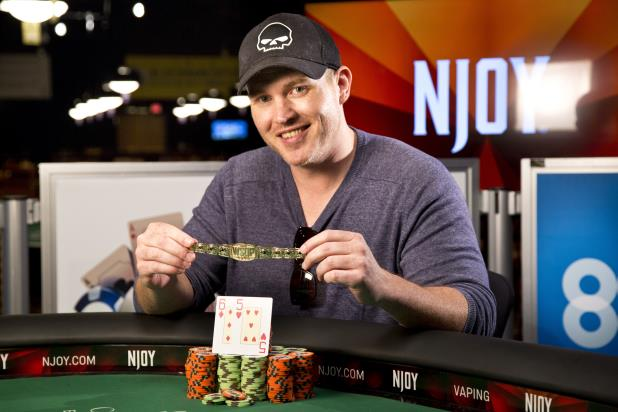 Article image for: MATT ELSBY PREVAILS IN SIX-MAX LIMIT HOLD'EM MARATHON