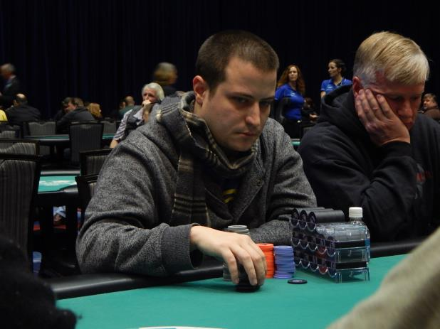 Article image for: CHEROKEE MAIN EVENT - FLIGHT B RECAP