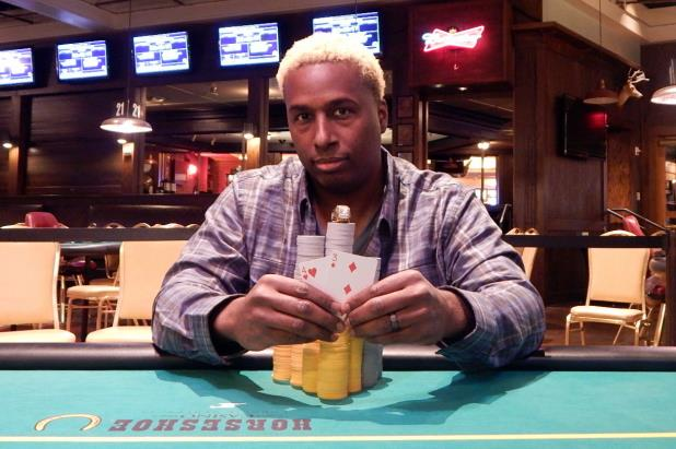 MAURICE HAWKINS WINS MAIN EVENT AT HORSESHOE COUNCIL BLUFFS