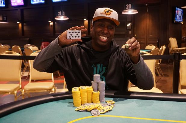MAURICE HAWKINS WINS THE COUNCIL BLUFFS MAIN EVENT AND RECORD-BREAKING 10TH GOLD RING