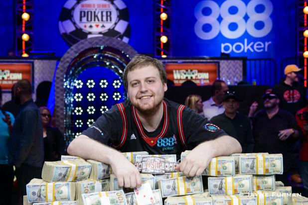Article image for: JOE MCKEEHEN WINS 2015 WSOP MAIN EVENT CHAMPIONSHIP