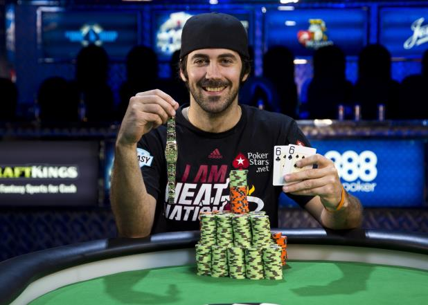 JASON MERCIER WINS THE $5K NLHE SIX MAX