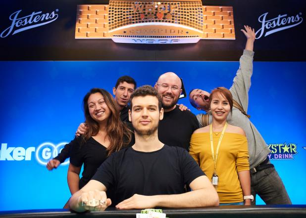 MICHAEL ADDAMO EARNS $653,581 IN