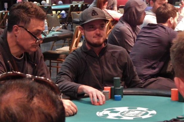 Article image for: DAY 2 RECAP: MIKE AMATO LEADS FINAL 22 PLAYERS