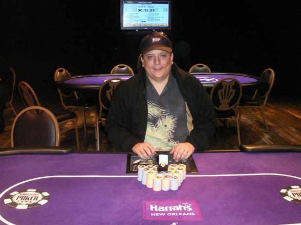 Article image for: The Catt's Meow: Michael Catt Wins No-Limit Hold'em Tournament at Harrah's New Orleans