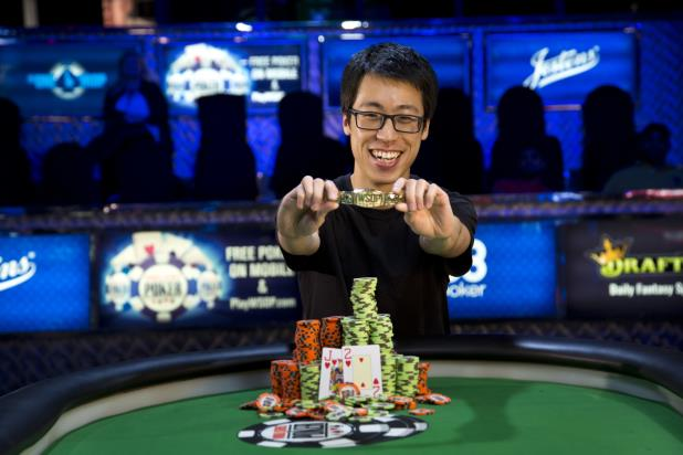 Article image for: MICHAEL WANG WINS FIRST GOLD BRACELET AND $466,120 IN $5K NLHE