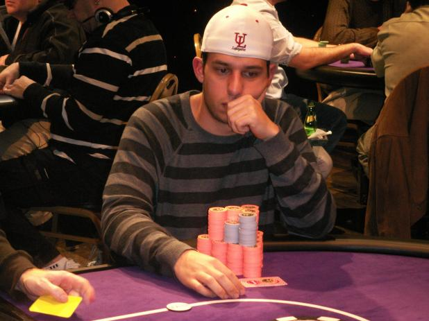 Article image for: University of Louisiana-Lafayette M.B.A. Student Wins Event #7 at Harrah's New Orleans