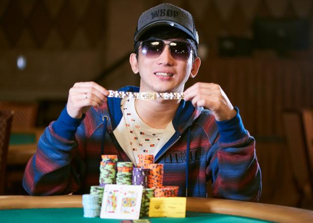 Article image for: PHILIPPINES' MIKE TAKAYAMA WINS $1,000 NO-LIMIT HOLD'EM SUPER TURBO BOUNTY