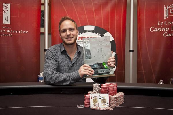 Article image for: MIKE WATSON GOES FROM SHORT STACK TO HIGH ROLLER CHAMPION