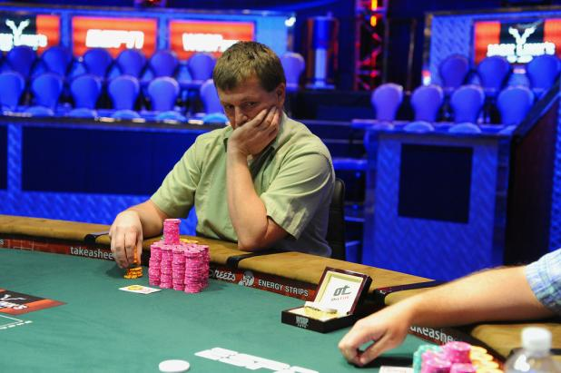 Article image for: NORTH DAKOTA'S MITCH SCHOCK BECOMES STATE'S 1ST WSOP GOLD BRACELET WINNER