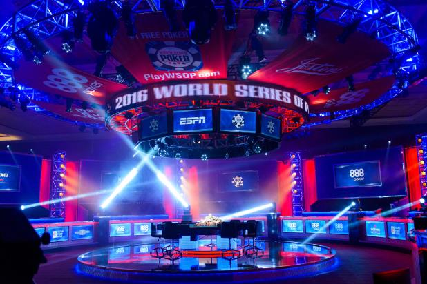 WSOP MAIN EVENT TO AIR LIVE DAILY FROM JULY 8-17, 20-22