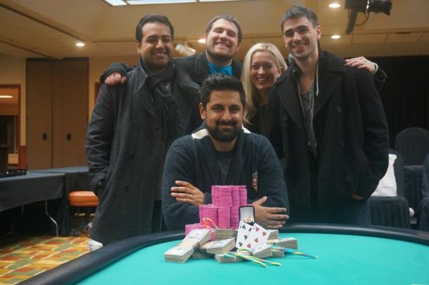 Article image for: MUKUL PAHUJA WINS THE AC MAIN EVENT