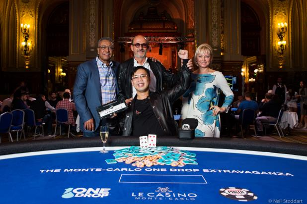 ELTON TSANG WINS 2016 BIG ONE FOR ONE DROP